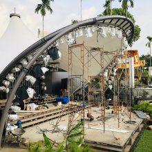 Dự án Mái che sân khấu –  Infinity Graden Gia Lai